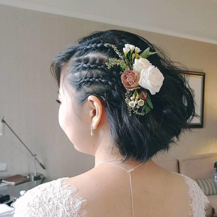 penteados para noivas 60