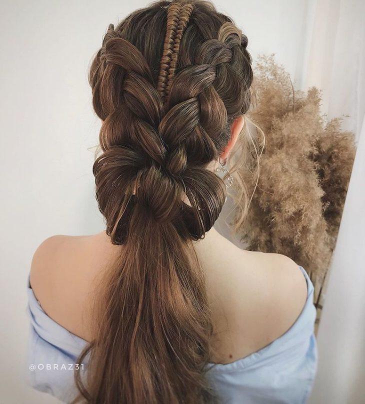 penteados para noivas 90