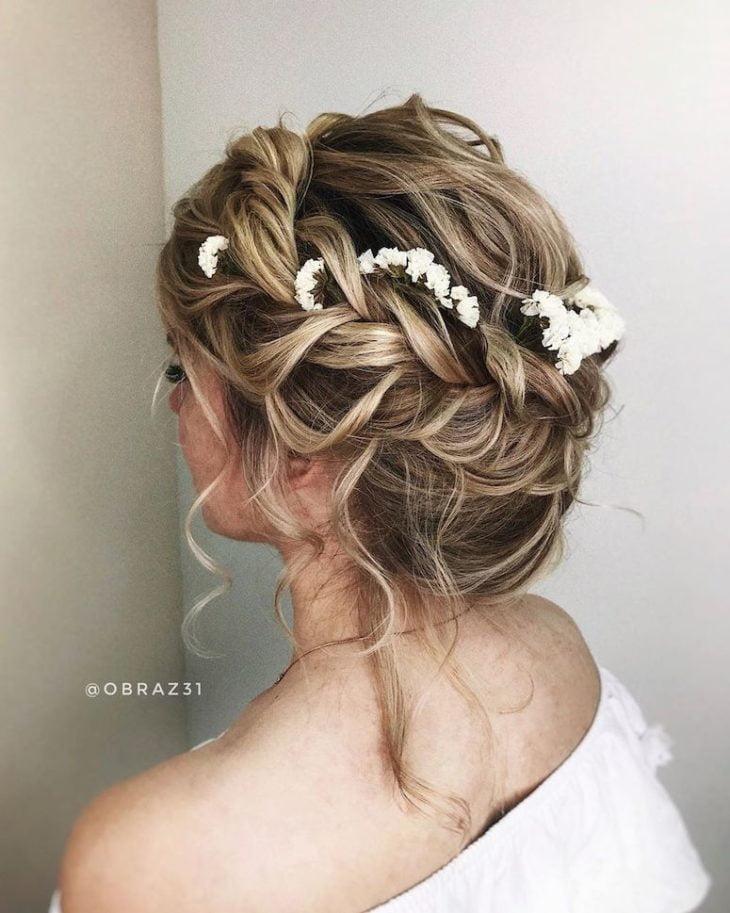 penteados para noivas 50