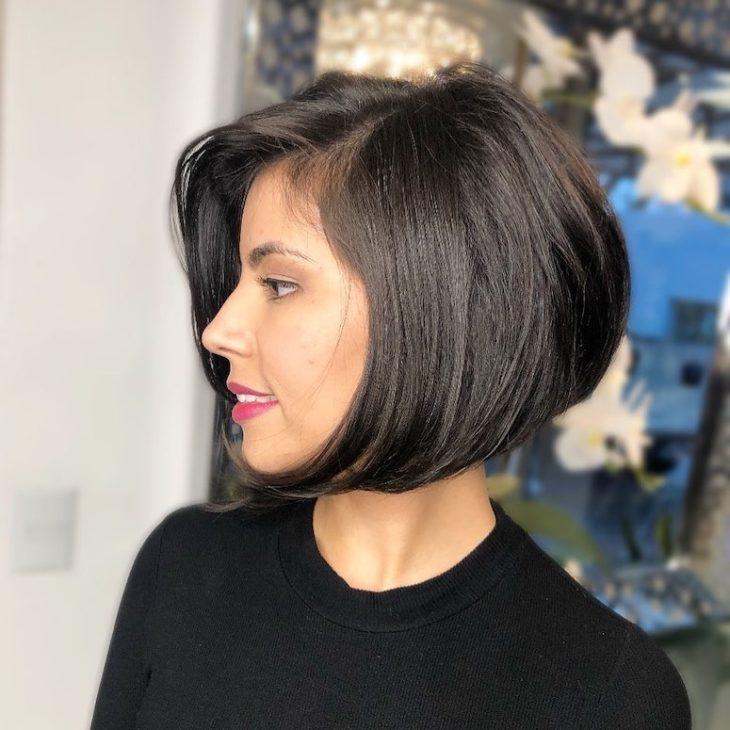Chanel de bico: 50 inspirações para quem quer aderir ao corte - 21