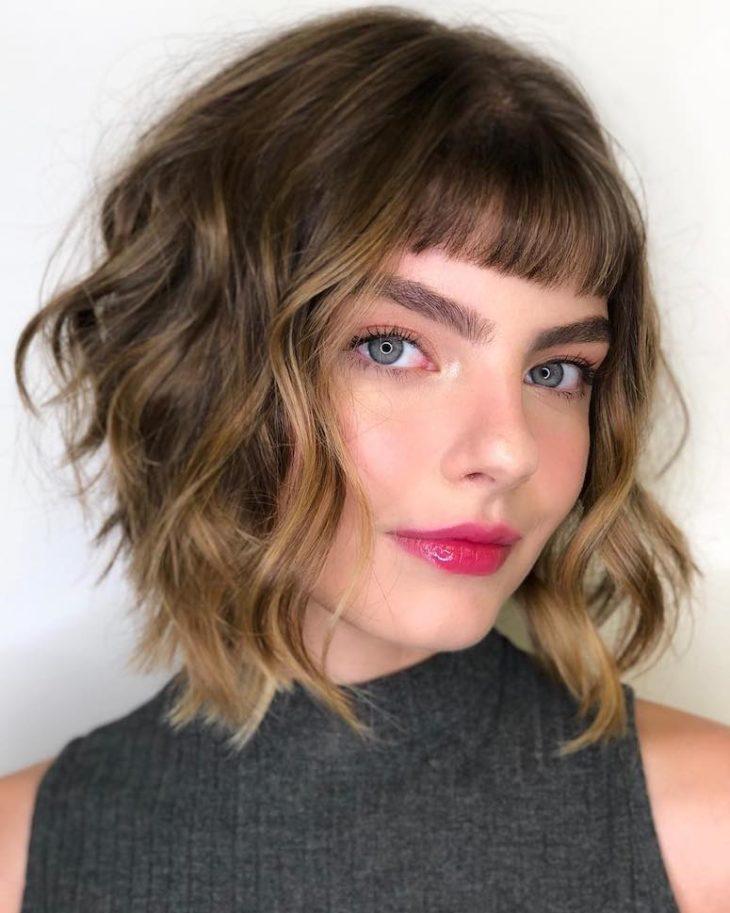 Chanel de bico: 50 inspirações para quem quer aderir ao corte - 32
