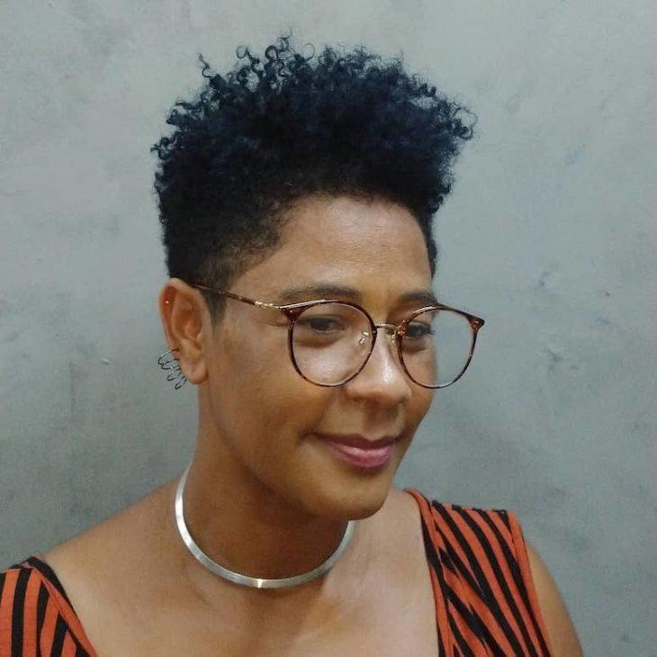 Penteados para cabelos crespos: 60 imagens estilosas para se inspirar - 5