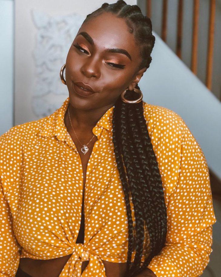 Penteados para cabelos crespos: 60 imagens estilosas para se inspirar - 46