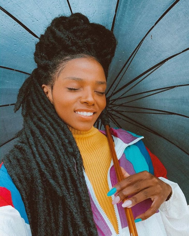 Penteados para cabelos crespos: 60 imagens estilosas para se inspirar - 48