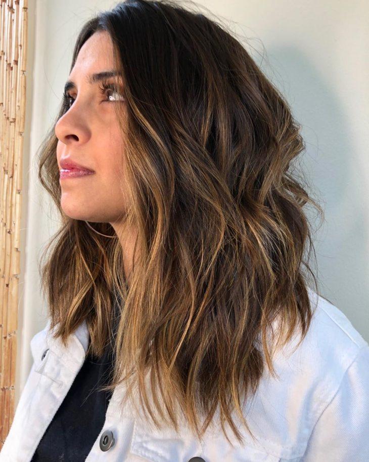corte de cabelo repicado 60