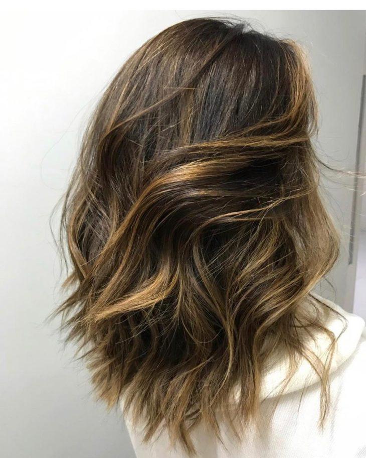 corte de cabelo repicado 75