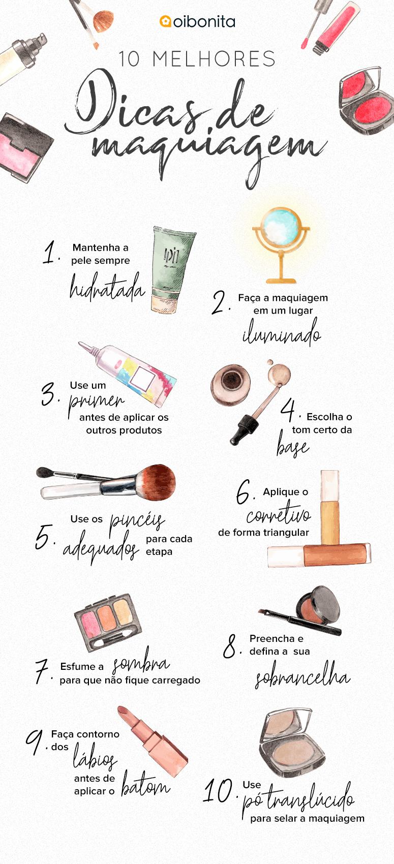 dicas de maquiagem 2