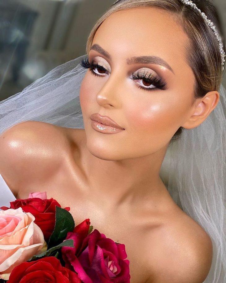 Maquiagem para noiva: 110 inspirações para arrasar no grande dia - 2