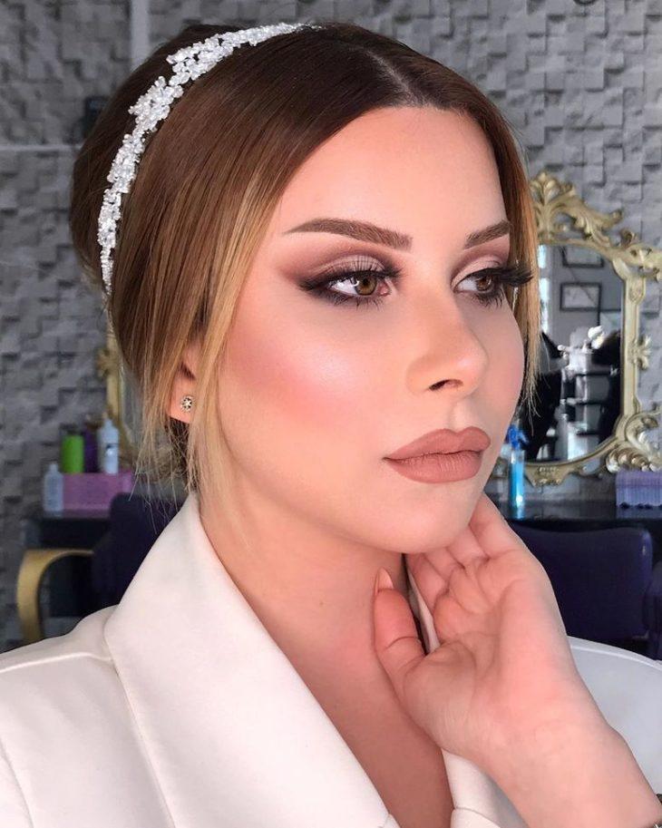 Maquiagem para noiva: 110 inspirações para arrasar no grande dia - 11