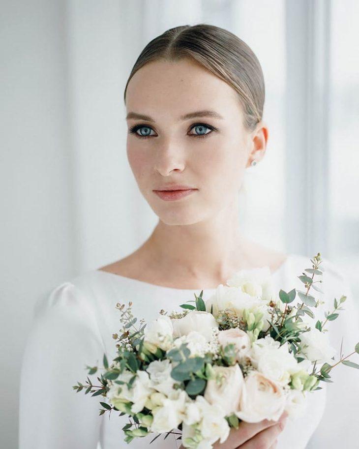 Maquiagem para noiva: 110 inspirações para arrasar no grande dia - 107