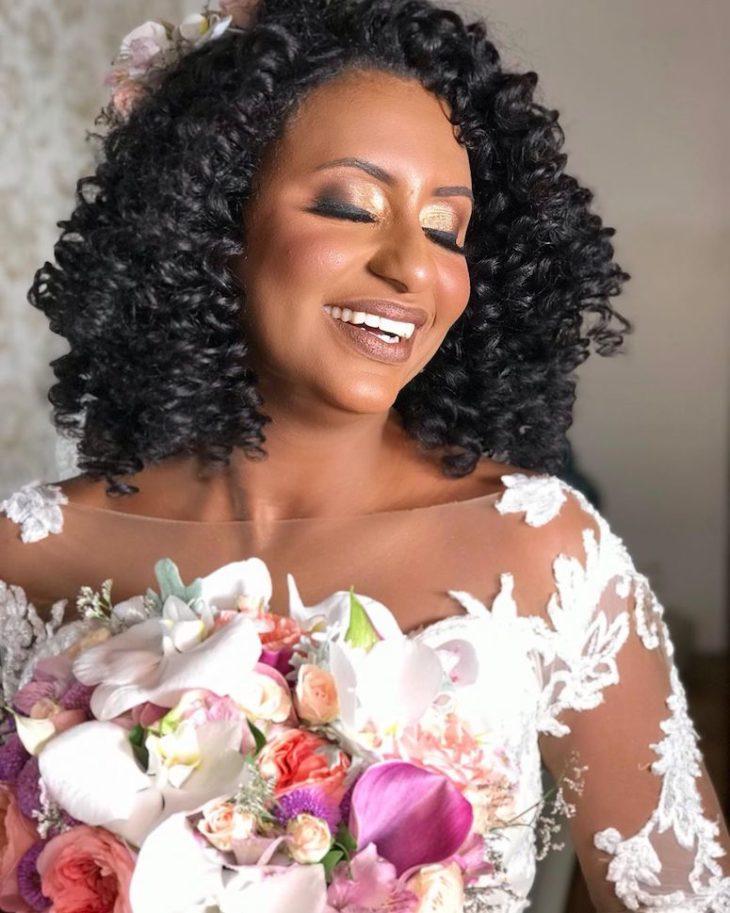 Maquiagem para noiva: 110 inspirações para arrasar no grande dia - 108