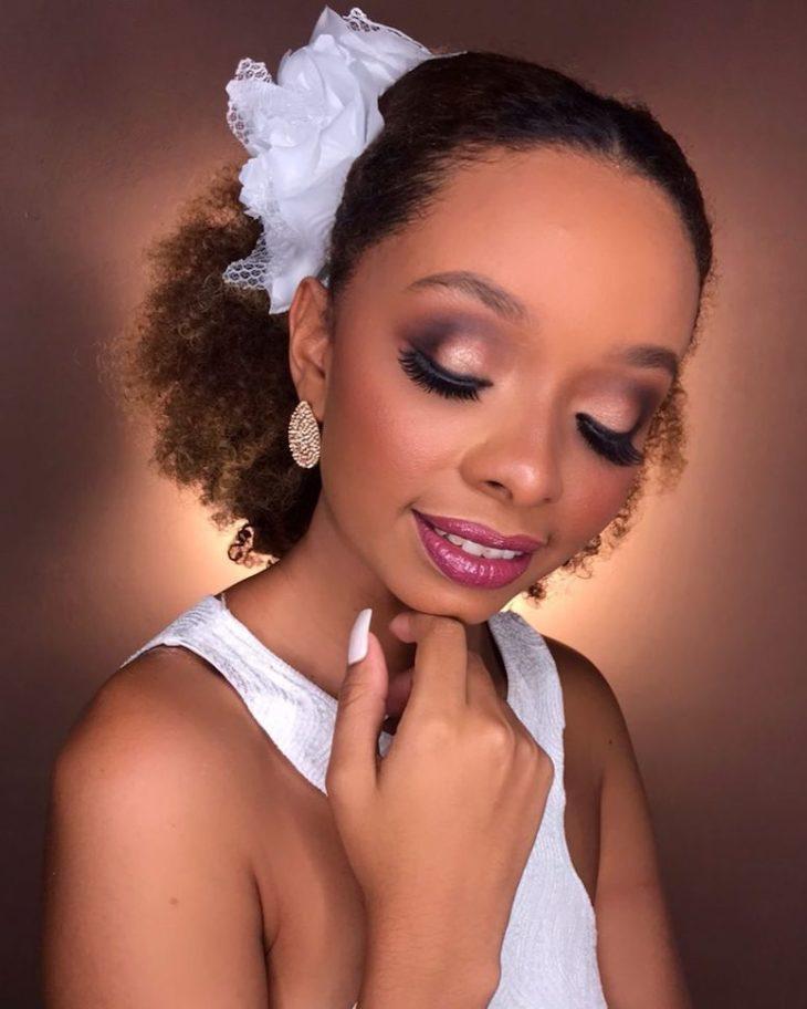 Maquiagem para noiva: 110 inspirações para arrasar no grande dia - 109