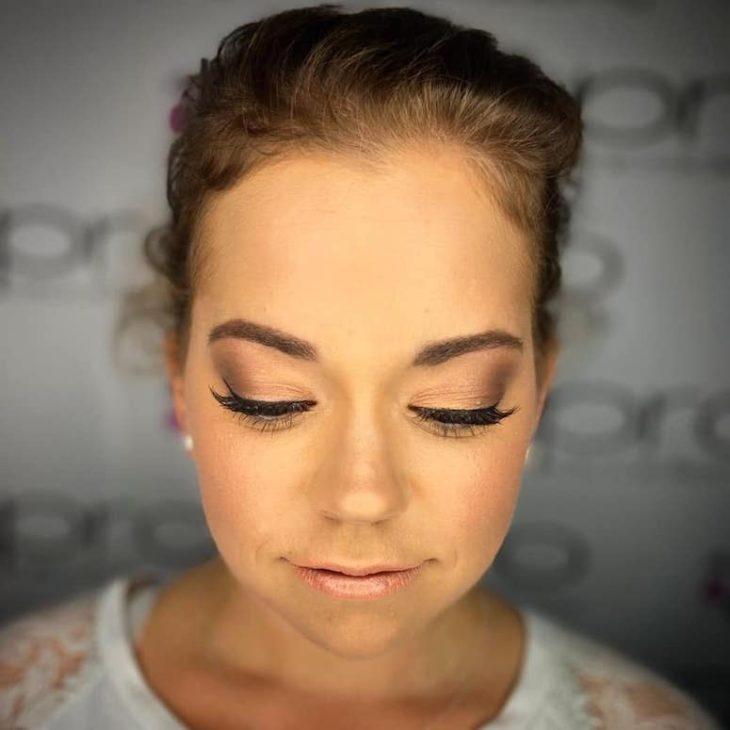 Maquiagem para noiva: 110 inspirações para arrasar no grande dia - 110