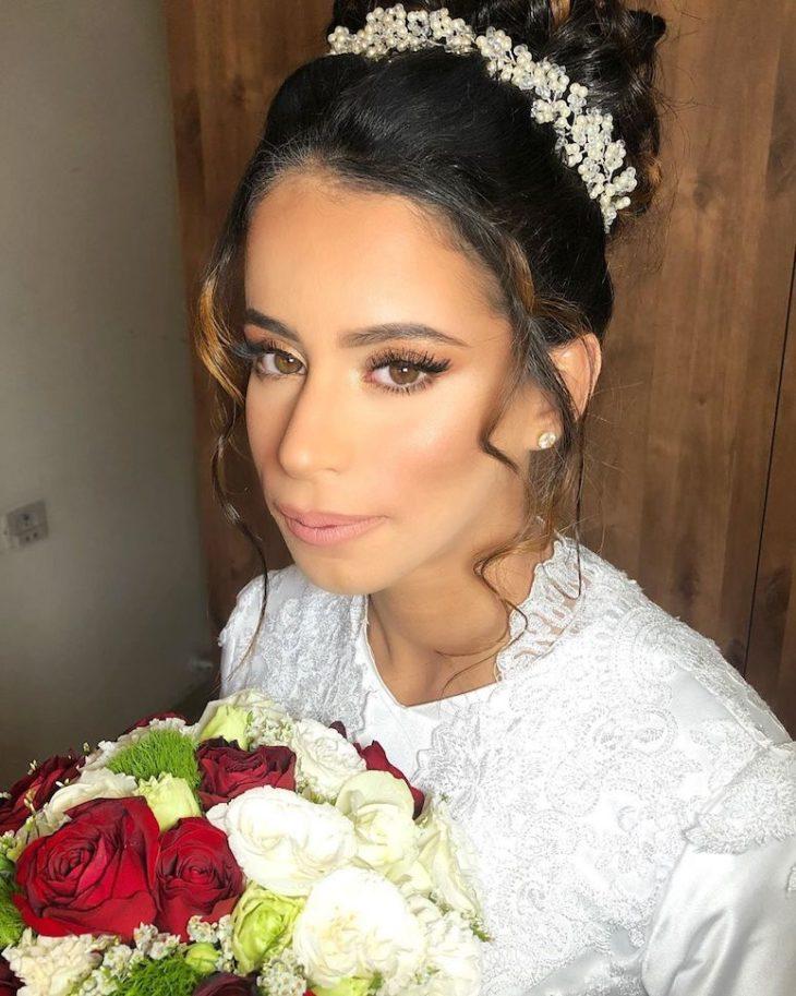 Maquiagem para noiva: 110 inspirações para arrasar no grande dia - 111