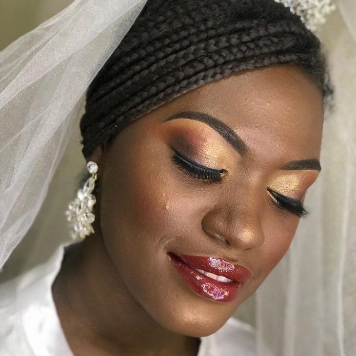 Maquiagem para noiva: 110 inspirações para arrasar no grande dia - 18