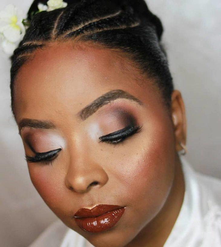 Maquiagem para noiva: 110 inspirações para arrasar no grande dia - 20