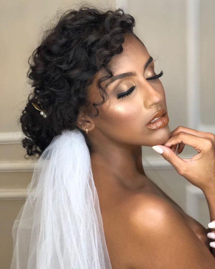 Maquiagem para noiva: 110 inspirações para arrasar no grande dia - 35