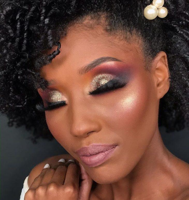 Maquiagem para noiva: 110 inspirações para arrasar no grande dia - 36