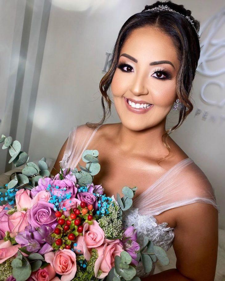 Maquiagem para noiva: 110 inspirações para arrasar no grande dia - 38