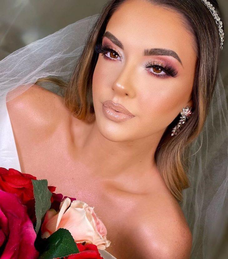 Maquiagem para noiva: 110 inspirações para arrasar no grande dia - 39