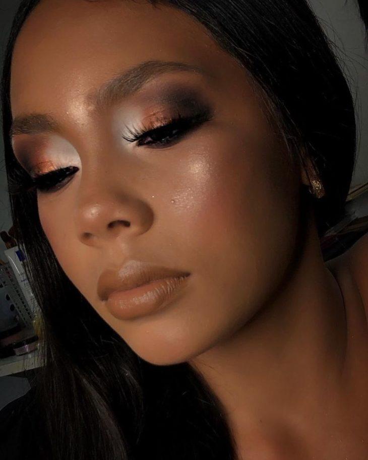 Maquiagem para noiva: 110 inspirações para arrasar no grande dia - 41