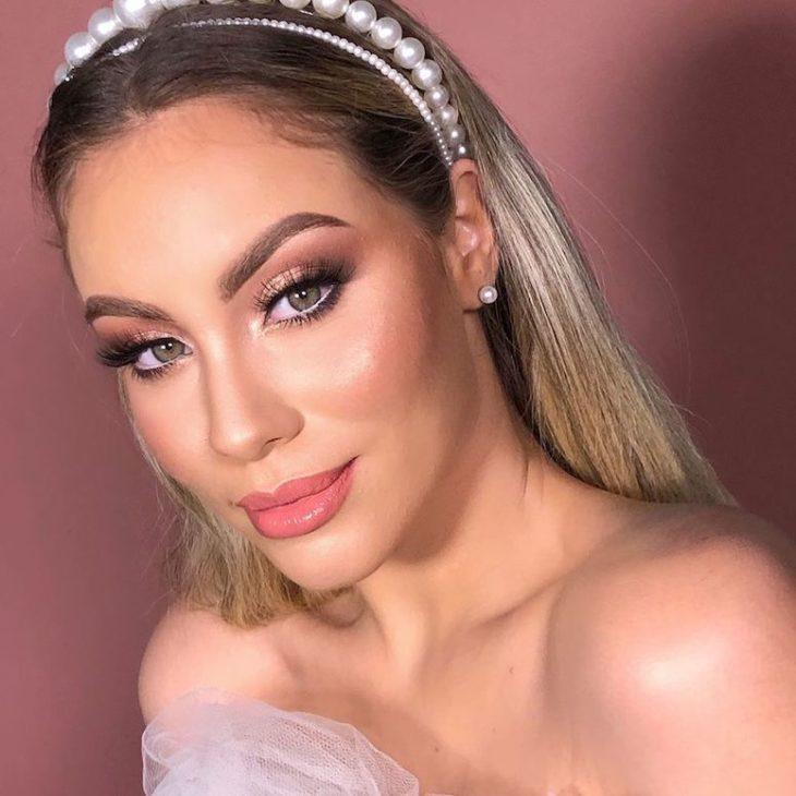 Maquiagem para noiva: 110 inspirações para arrasar no grande dia - 22
