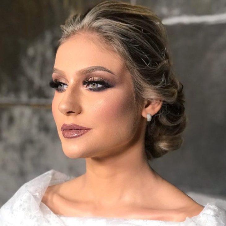 Maquiagem para noiva: 110 inspirações para arrasar no grande dia - 23