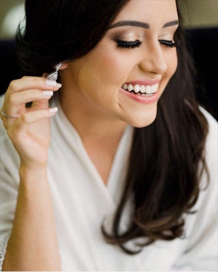 Maquiagem para noiva: 110 inspirações para arrasar no grande dia - 25