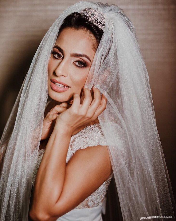 Maquiagem para noiva: 110 inspirações para arrasar no grande dia - 27