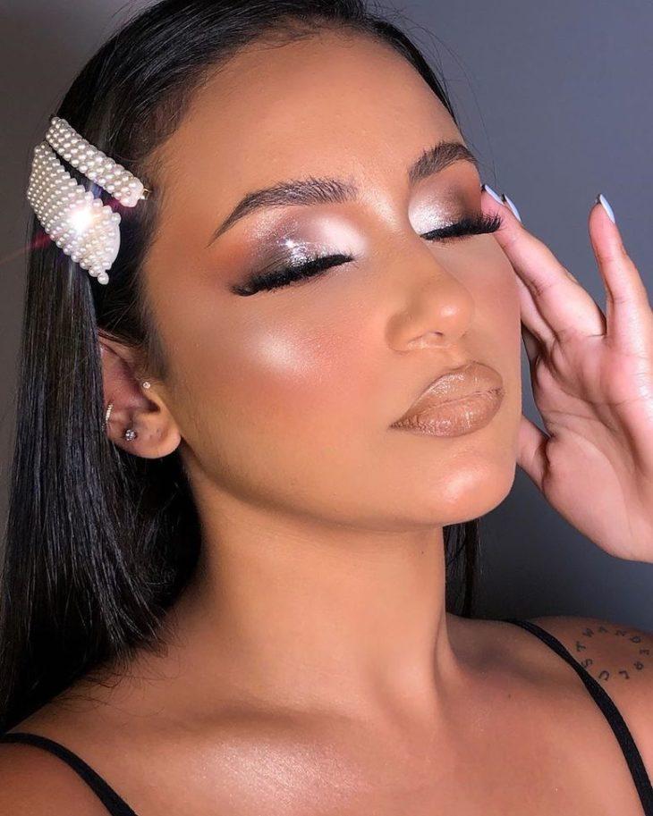 Maquiagem para noiva: 110 inspirações para arrasar no grande dia - 30