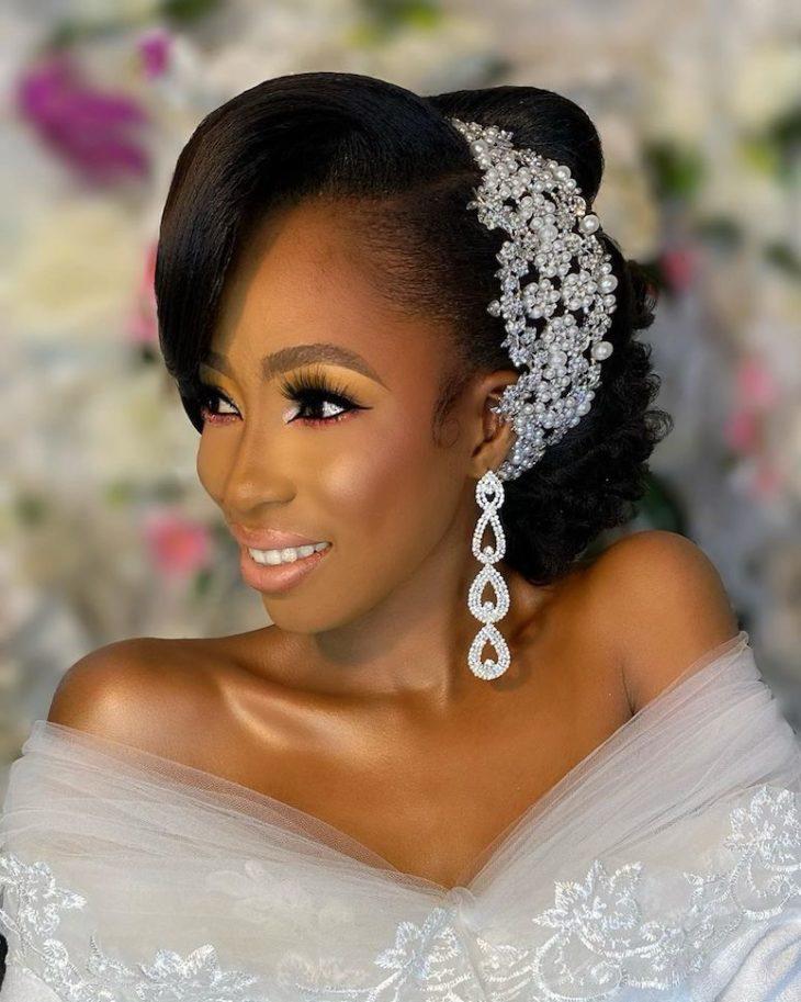 Maquiagem para noiva: 110 inspirações para arrasar no grande dia - 46