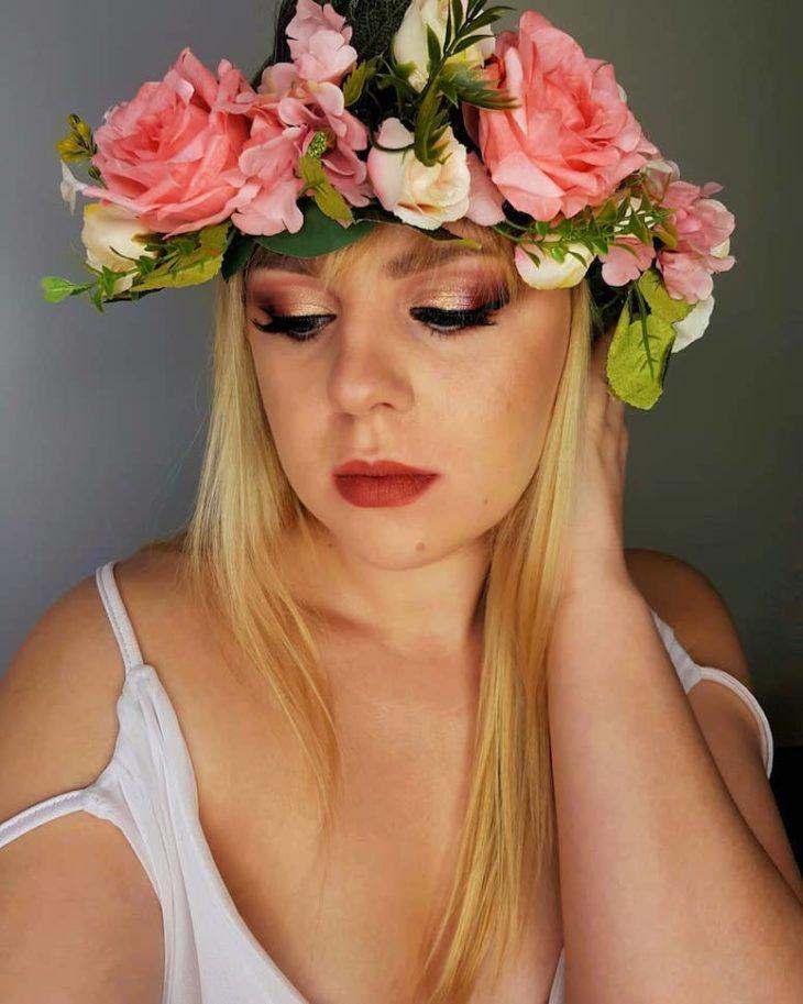 Maquiagem para noiva: 110 inspirações para arrasar no grande dia - 47