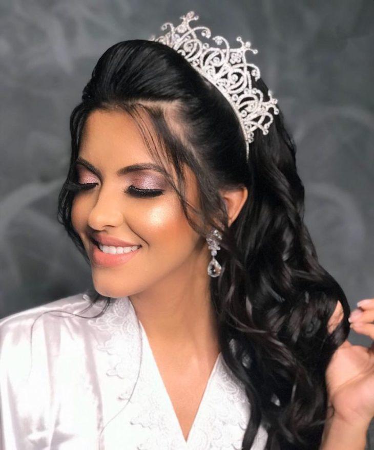 Maquiagem para noiva: 110 inspirações para arrasar no grande dia - 48