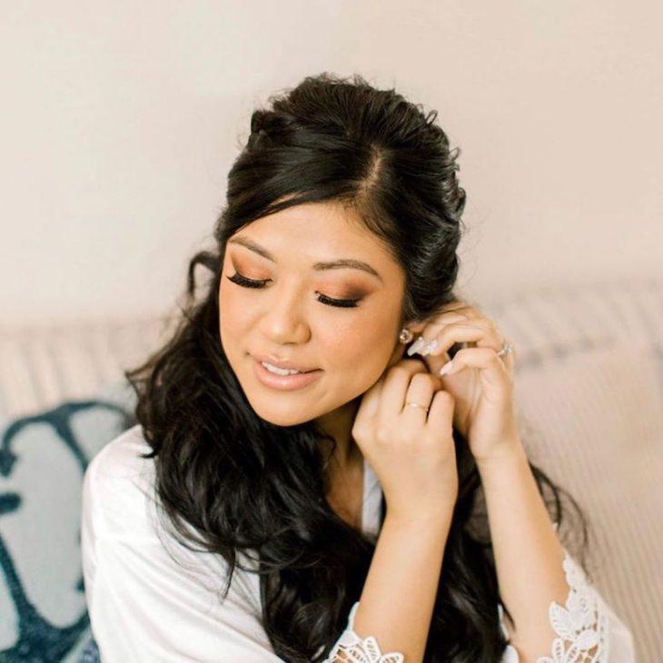 Maquiagem para noiva: 110 inspirações para arrasar no grande dia - 6