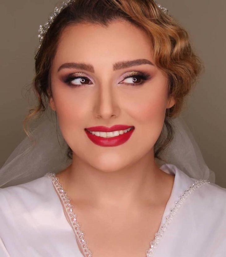 Maquiagem para noiva: 110 inspirações para arrasar no grande dia - 57
