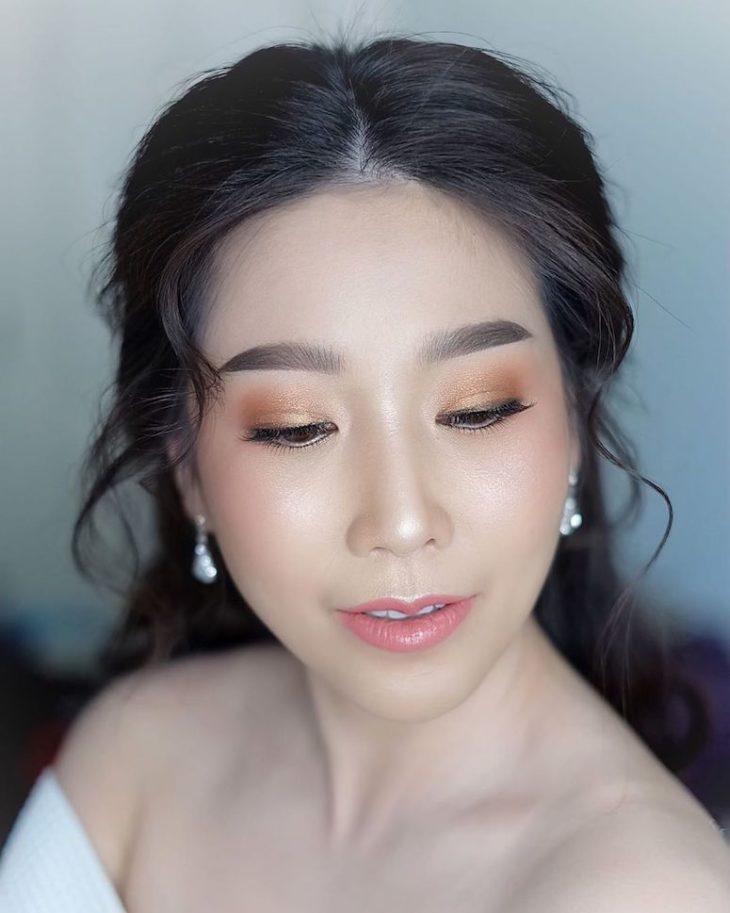 Maquiagem para noiva: 110 inspirações para arrasar no grande dia - 60
