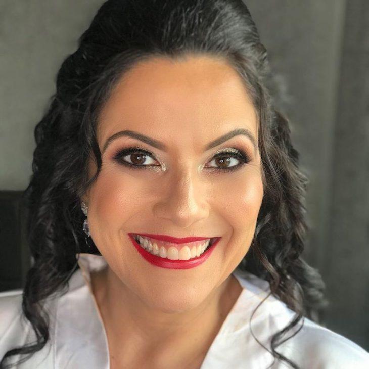 Maquiagem para noiva: 110 inspirações para arrasar no grande dia - 62