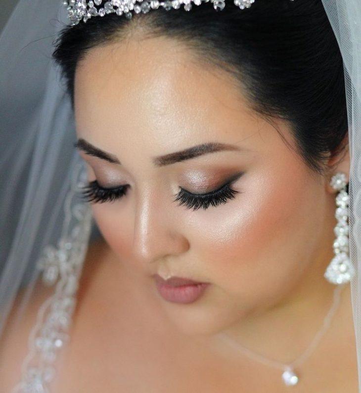 Maquiagem para noiva: 110 inspirações para arrasar no grande dia - 64