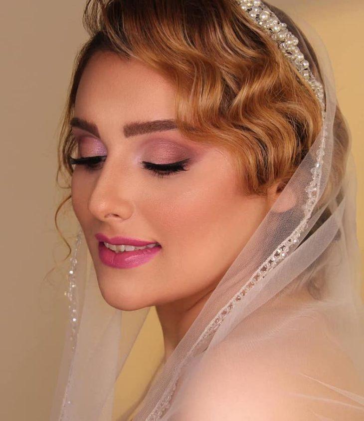 Maquiagem para noiva: 110 inspirações para arrasar no grande dia - 71