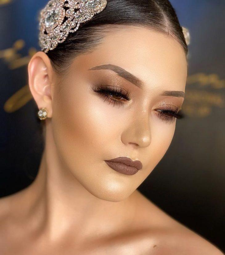 Maquiagem para noiva: 110 inspirações para arrasar no grande dia - 78
