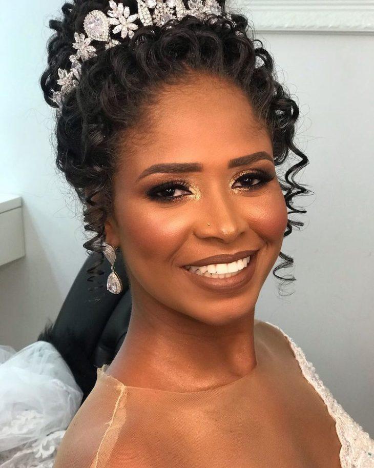 Maquiagem para noiva: 110 inspirações para arrasar no grande dia - 85