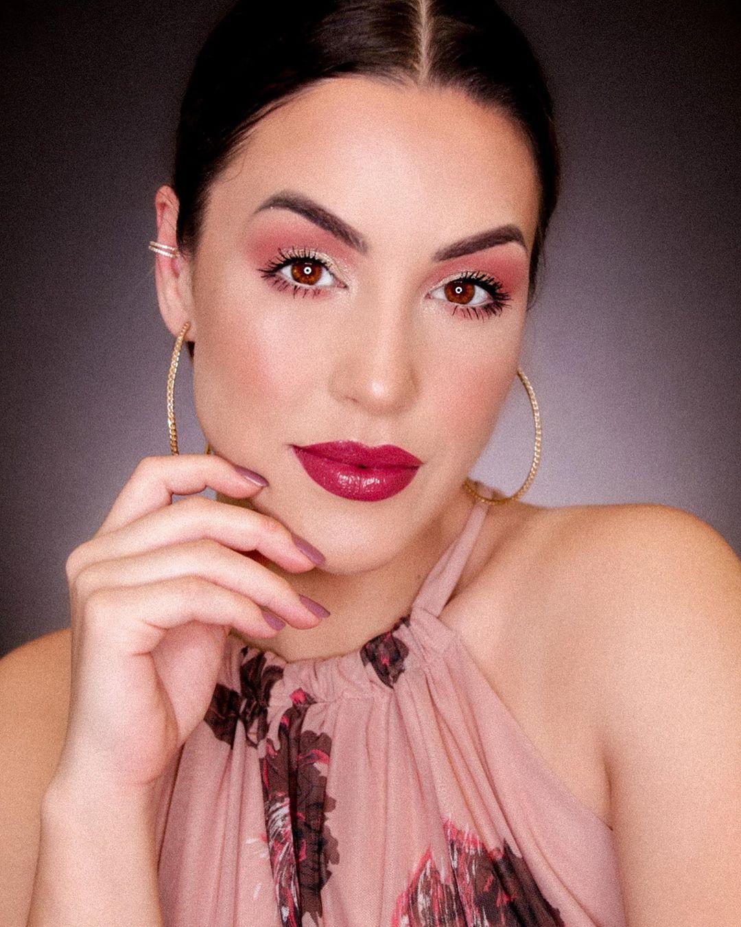 maquiagem rosa 2