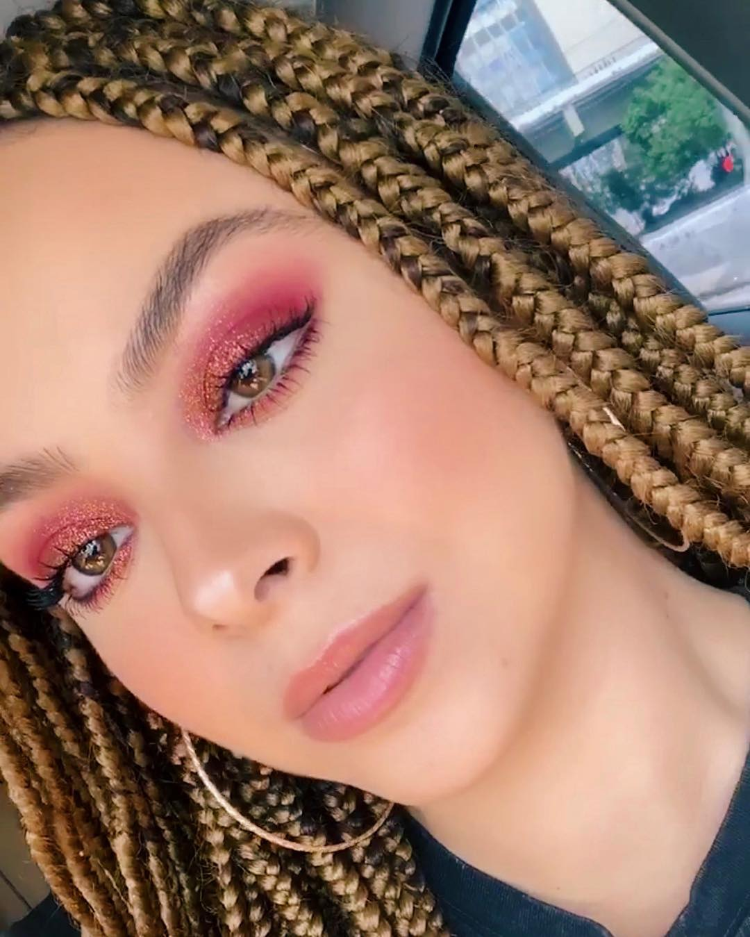 maquiagem rosa 16