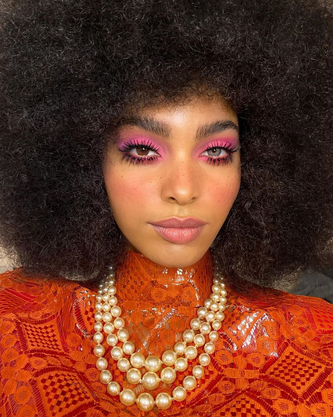 maquiagem rosa 23