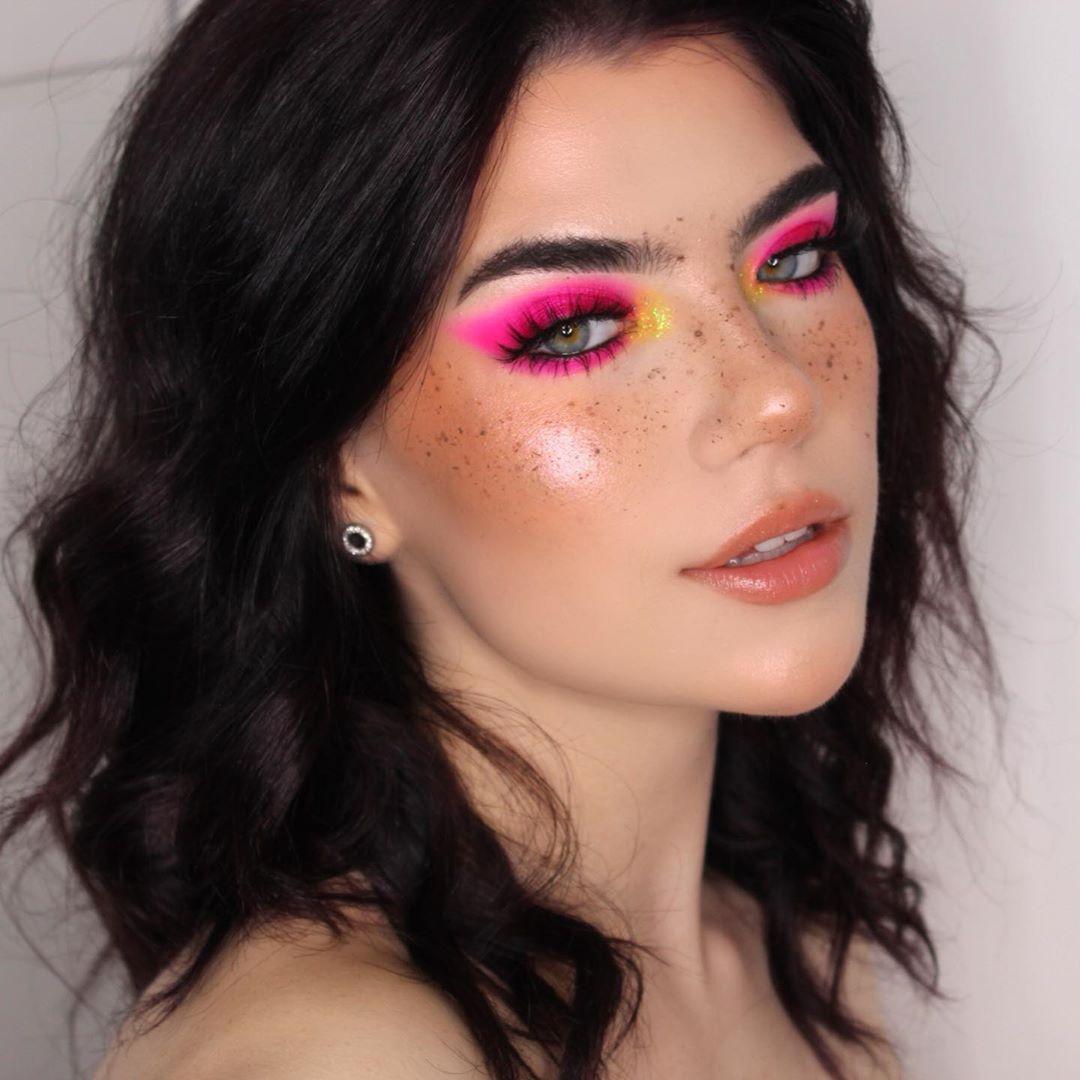 maquiagem rosa 27