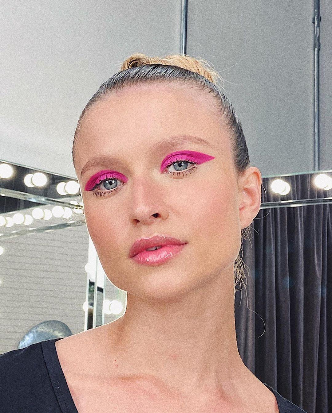maquiagem rosa 37