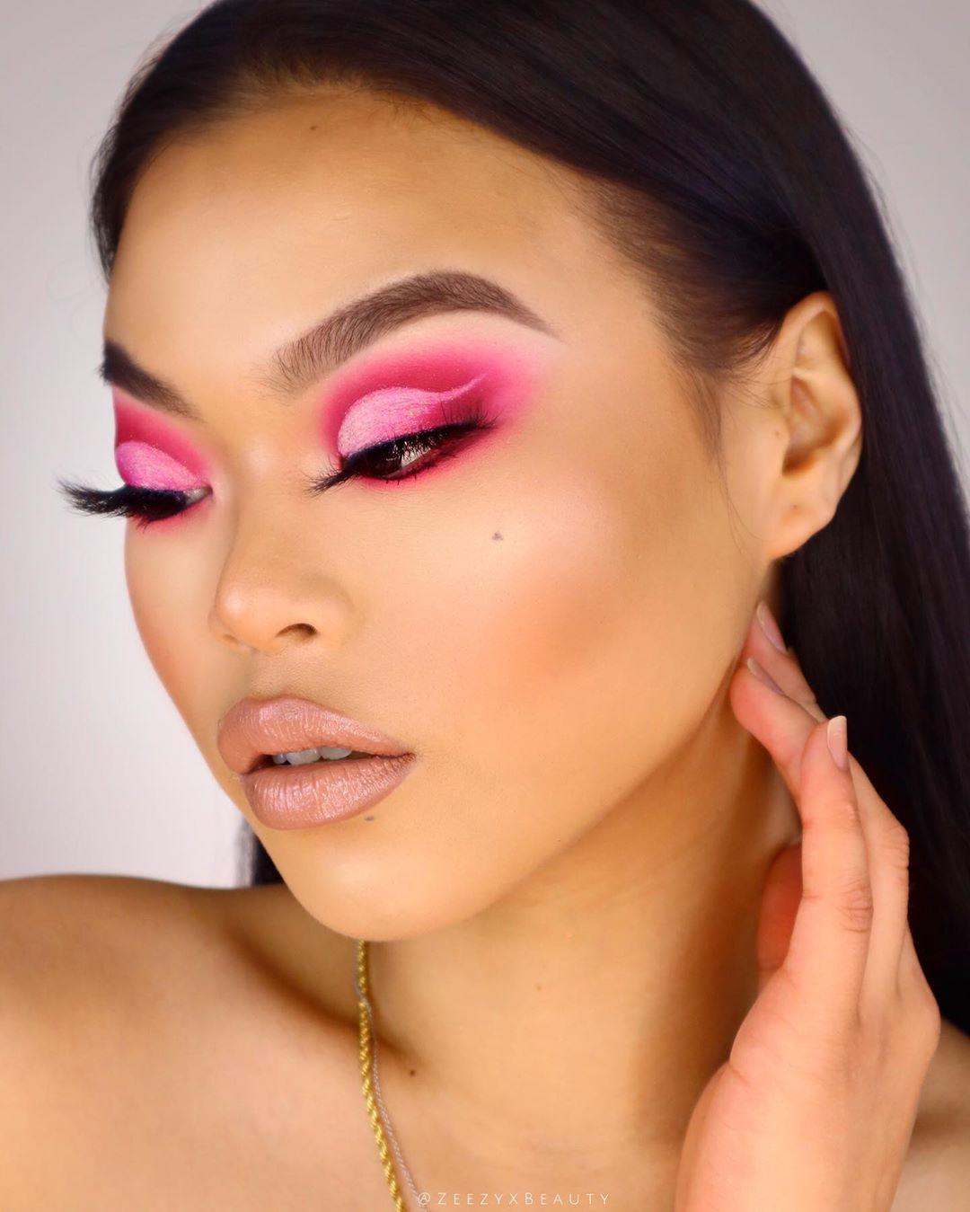 maquiagem rosa 39