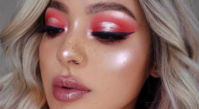 Maquiagem rosa: 40 fotos e tutoriais para arrasar na make colorida