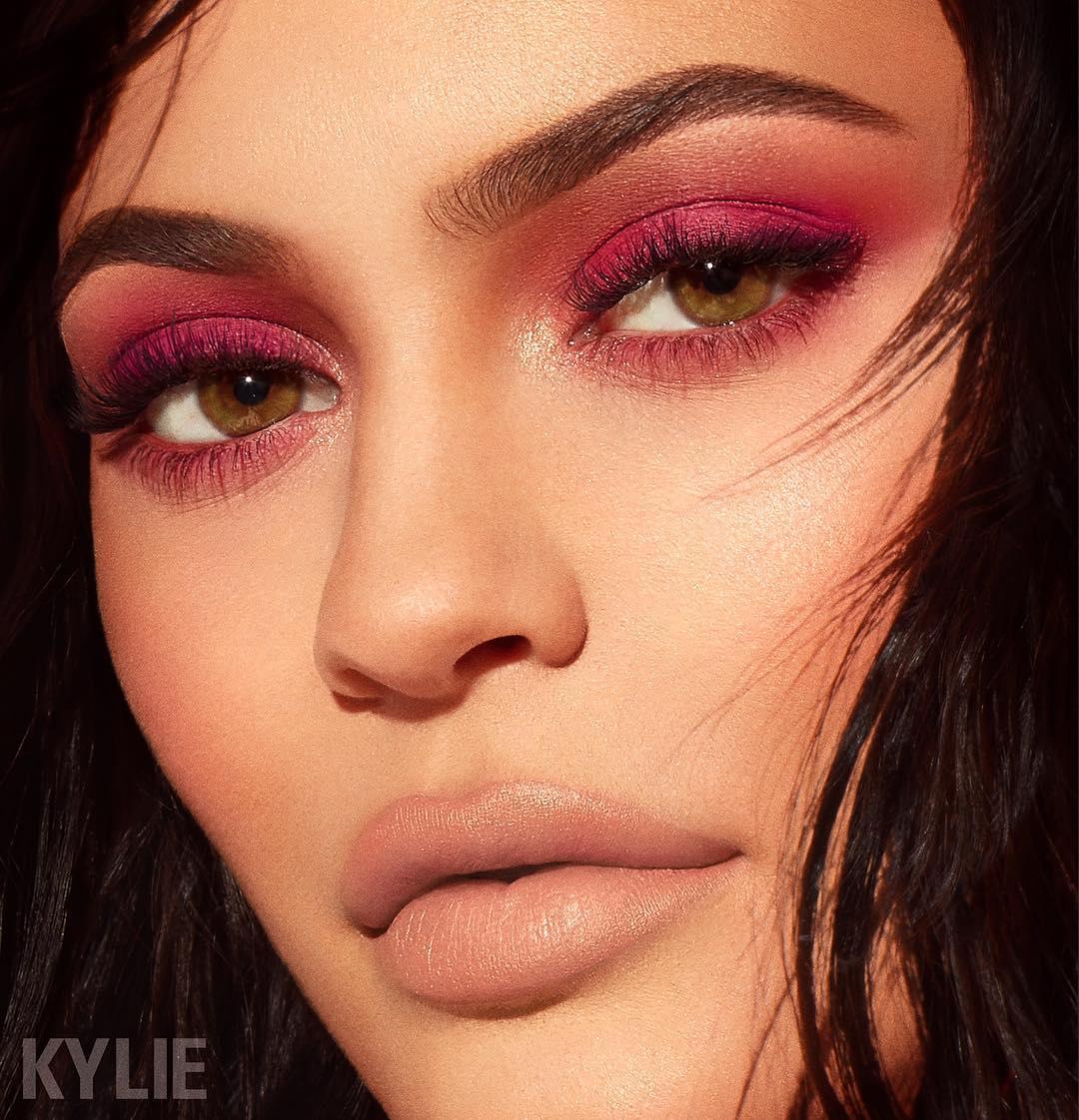 maquiagem rosa 8