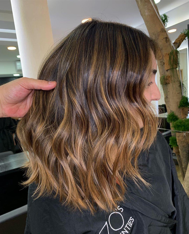 ombré hair 45